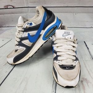NIKE Air Max Command 397689-110 sneakers 10.5